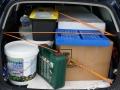 11 Vollgepacktes Auto für Etappe 2 DSC01336