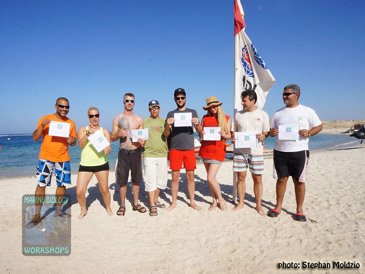 5 RC Eco Diver Course 2015 - group photo DSC09603